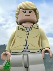 Lego Jurassic World Video Game Amanda Kirby