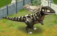 Carcharodontosaurus JPbuilder