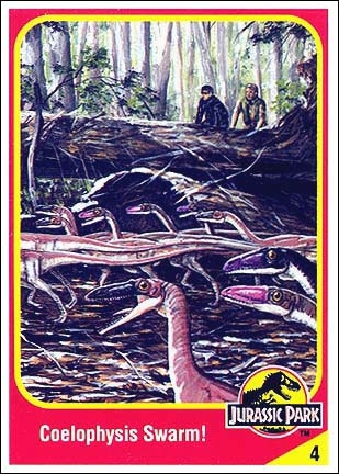 Archivo:Coelophysis collector card.jpg