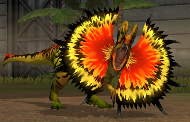 File:Dilophosaurus in Level 40.jpeg