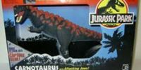 Jurassic Park: Series 2 Carnotaurus