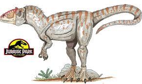 File:Jurassic Park yutyrannus by hellraptor.jpg