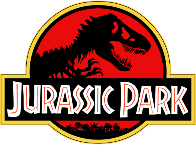 File:Jurassic Park Logo Black Red Yellow.png