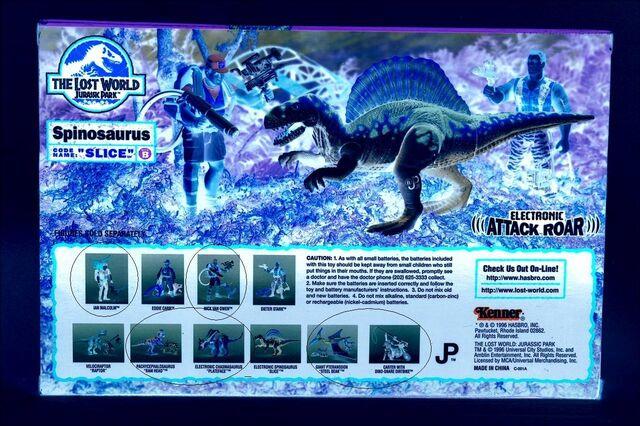 File:Spinosaurus Blue.jpg