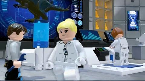 LEGO Jurassic World - Welcome To LEGO Jurassic World Trailer