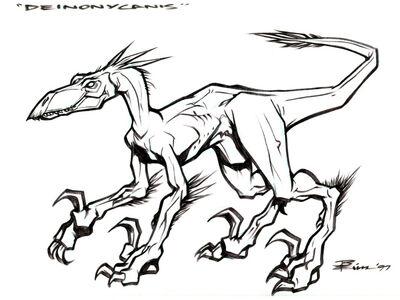 Deinonycanis sketch.jpg