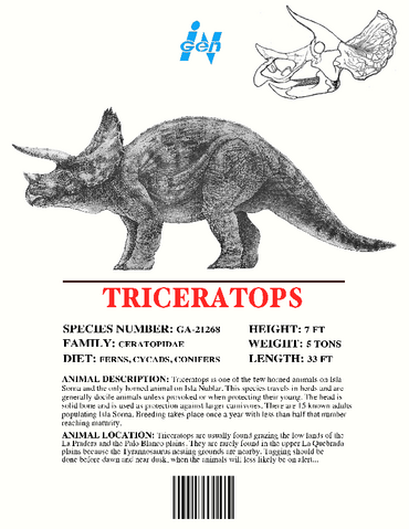 File:Ingen Dinosaur Info Sheets Triceratops.png