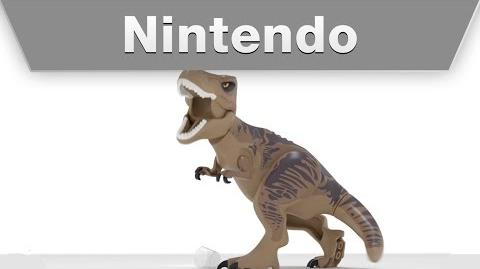 LEGO Jurassic World - Announcement Trailer-0