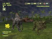 Jurassic park operation genesis Game Screenshot 2 By HamidShahzad Com