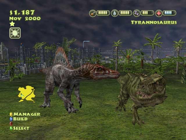 File:Jurassic park operation genesis Game Screenshot 2 By HamidShahzad Com.jpg