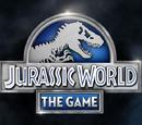 쥬라기 월드: 더 게임