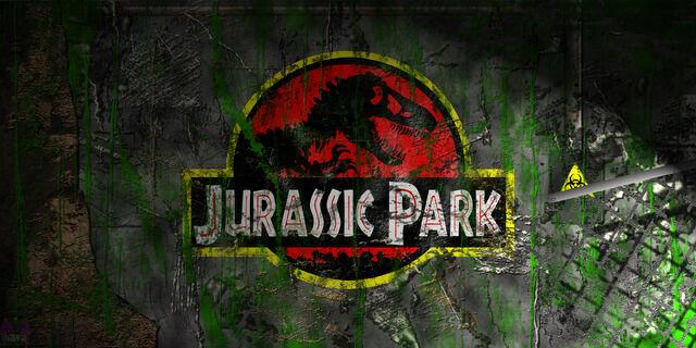 Archivo:Jurassic park symbol aged by darkstory.jpg