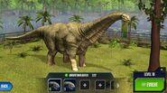 Argentinosaurus Base