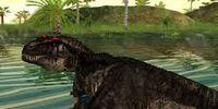 Carcharodontosaurus/Operation Genesis