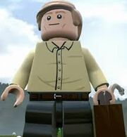 Lego Jurassic World Video Game Mark Degler