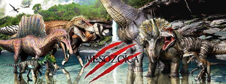 Mezozoica banner