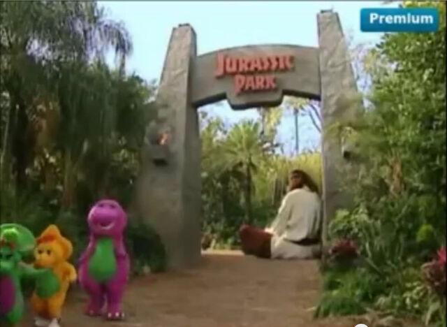 File:Barney References Jurassic Park.jpg