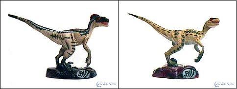File:Kaiyodo raptors.jpg