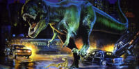 The Lost World: Jurassic Park (pinball)