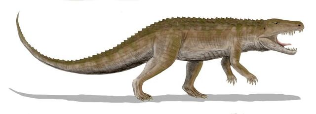 File:Ornithosuchus roaring.jpg