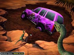 File:Jurassic Park Danger Zone Jeep Trapped in Mud!.png
