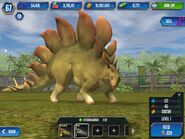 Stegosaurus Base Form