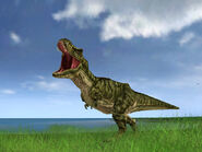 JPOG Tyrannosaurus