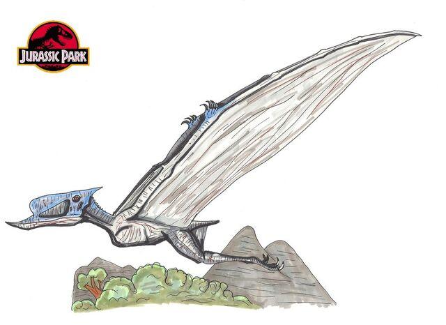 File:Jurassic park dsungaripterus by hellraptor-d47j9ee.jpg