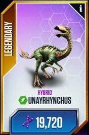 Unayrhynchus
