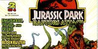 Jurassic Park: Raptors Attack II