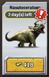 Nasutoceratops Promo Image