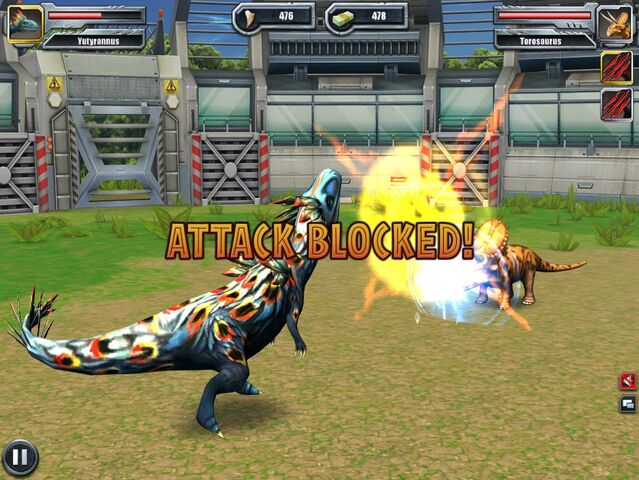File:Jurassic Park Builder Battle Arena Yutyrannus1614 Nov. 03, 2015.jpg