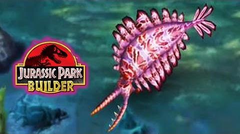 Jurassic Park Builder - Anomalocaris Aquatic Park