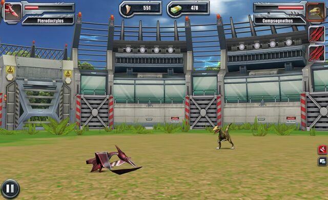 File:Jurassic Park Builder Battle Arena Ouranosaurus37 Nov. 03, 2015.jpg