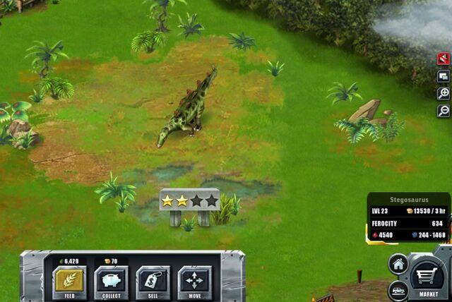 File:Jurassic Park Builder Game Pictures Dinosaurs Stegosaurus Levels 23.jpg