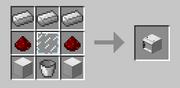 JC screenshot - cleaning station recipe