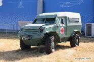 Toros 4x4 Ambulance