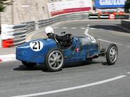 Bugatti Type 35 (right rear corner)