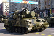 9K22 Tunguska