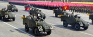 BTR-40 North Korea