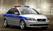 Svaneke FV4 Sedan Police