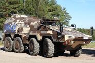Boxer GTK Command Vehicle