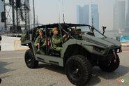 Spider Light Strike Vehicle 4