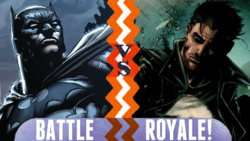 Batman vs Punisher BR