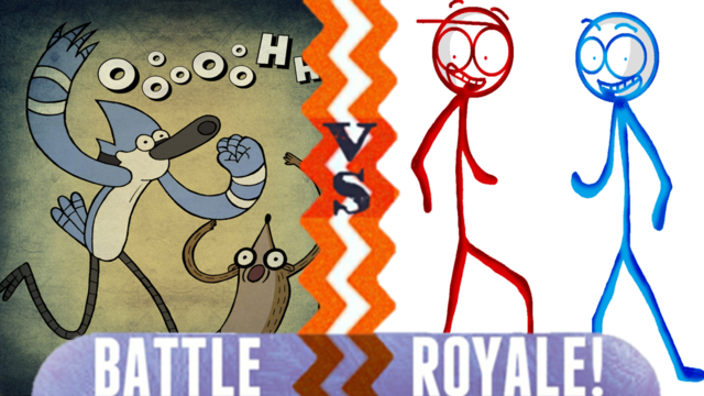 File:Mordecai and Rigby vs Red and Blue BR.PNG