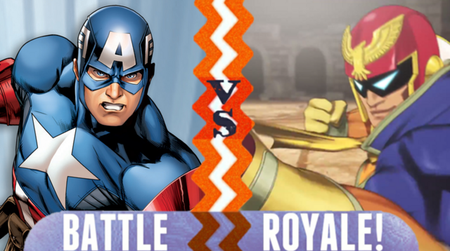 File:Battle Royale Captain America VS Captain Falcon.png