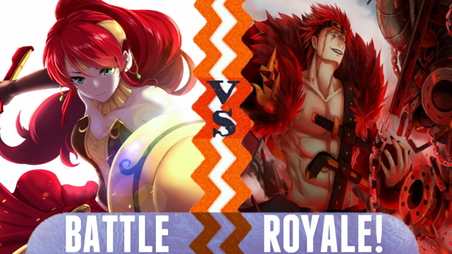 File:Battle Royale Pyrrha Nikos vs Eustass Kid.png