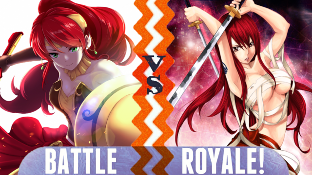 File:Battle Royale Pyrrha Nikos vs Erza Scarlet.png