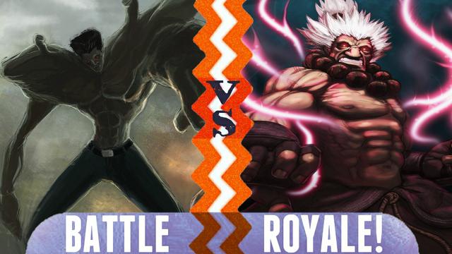 File:Battle Royale Younger Toguro vs Akuma.png