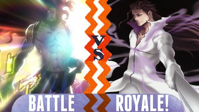 File:Battle royale kars vs sosuke aizen by yellowflash1234-da8a725.png